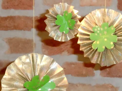 Weihnachts Recycling Gast Nummer 2: Frau Wachstumsschublade Macht Sylvester  Dekoration Und Wachstaler