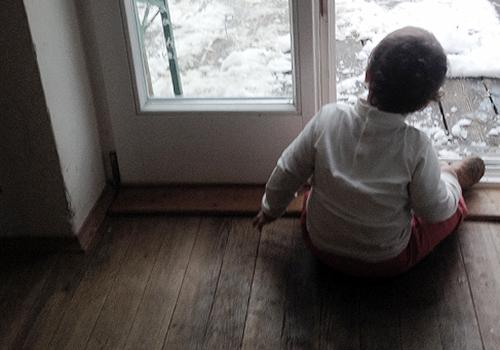 NATURKINDER: Der erste Schnee