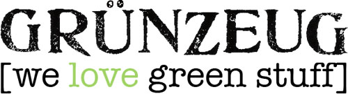 NATURKINDER: GRÜNZEUG [we love green stuff]