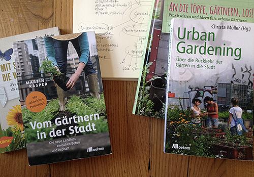NATURKINDER: GRÜNZEUG: Gartenträume