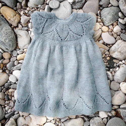 NATURKINDER: Clara Dress
