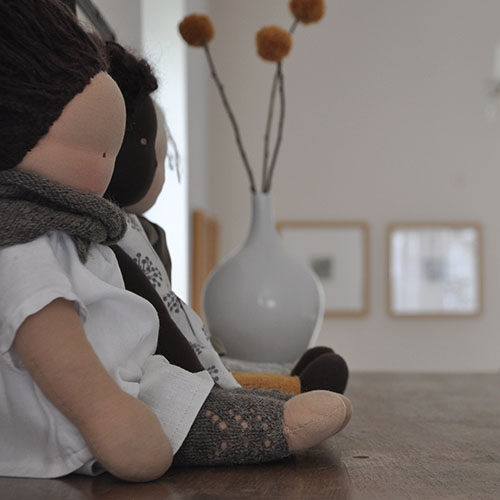 NATURKINDER: Knitting | Doll Tights/Pants 3488