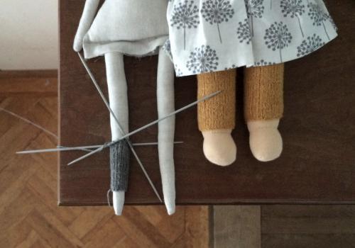 NATURKINDER: Knitting | Doll Tights/Pants 8796