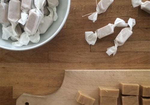 NATURKINDER: Homemade Fudge