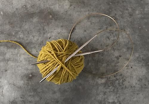 NATURKINDER: Knitting Needle No. 4