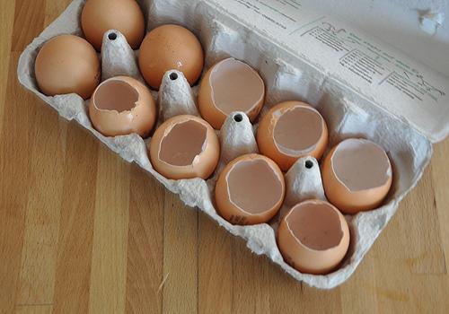 NATURKINDER: Eier Kerzen selber machen
