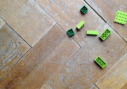 """NATURKINDER: Gibt es die auch in """"grün""""? Brief an die Firma Lego"""