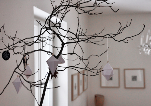 NATURKINDER: Christmas Decoration, Minimalistic