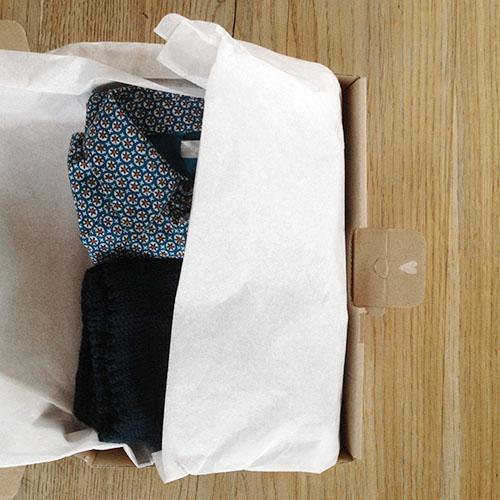 NATURKINDER: Baby Pants, Shirt and Book