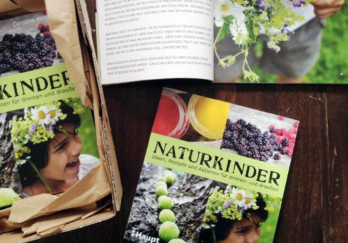NATURKINDER Buch | Caroline Hosmann
