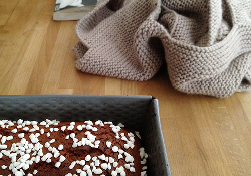 NATURKINDER: Knitting and Baking today