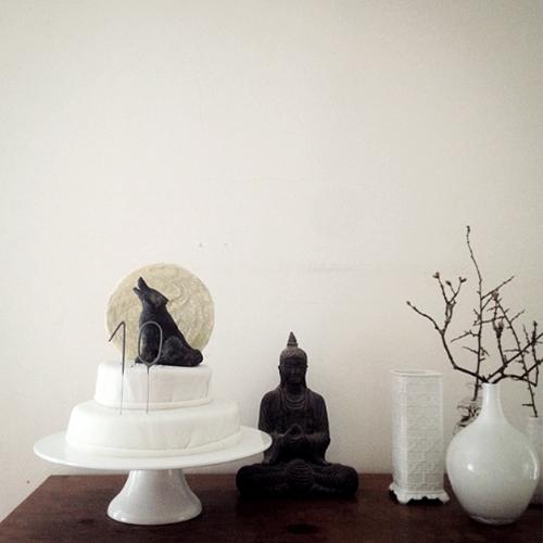 "NATURKINDER: Birthday Cake ""Howling Wolf"""