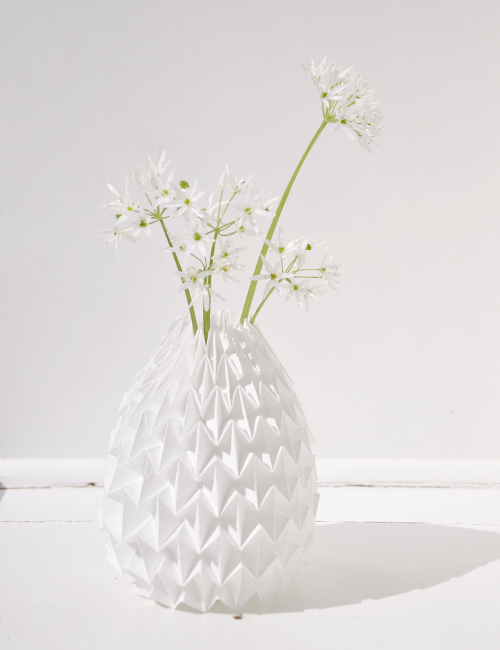 NATURKINDER: Ramson in Paper Folded Vase 7217