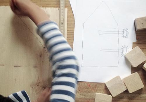 NATURKINDER: Ein Boot bauen aus Holz