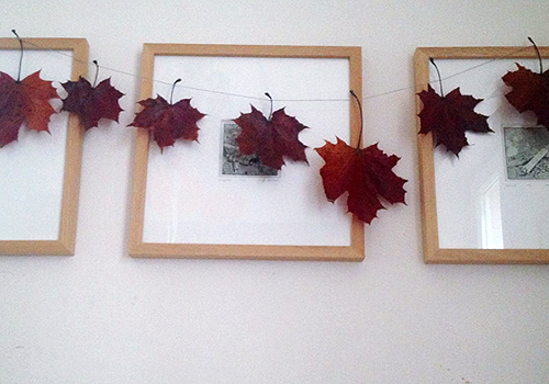 "NATURKINDER: ""Preserving"" those beautiful Autumn Leaves – How To"
