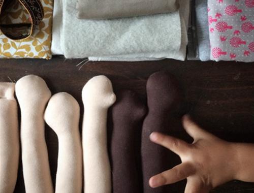 NATURKINDER: Puppen- und Herzensprojekte