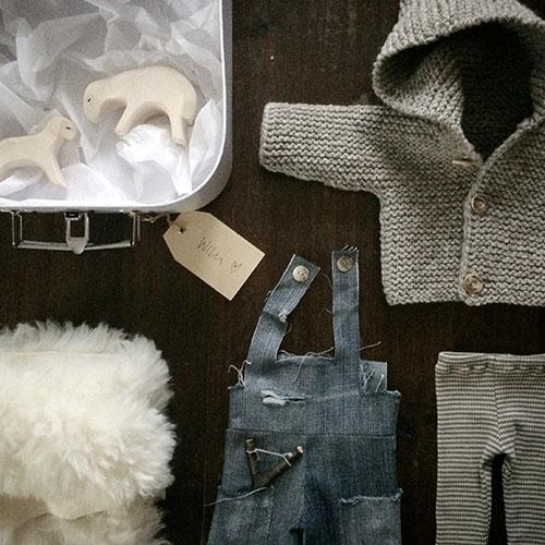 NATURKINDER: Dollmaking and Dollclothes 0191
