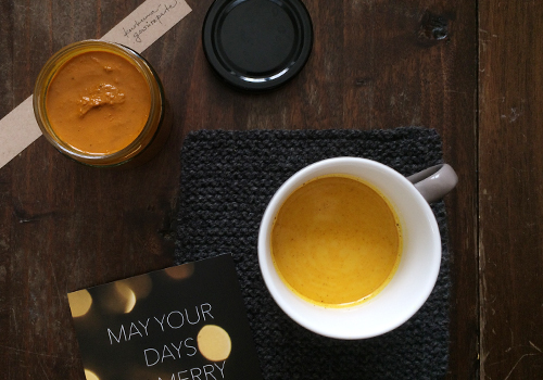 NATURKINDER: Golden (Turmeric) Milk – my personal recipe