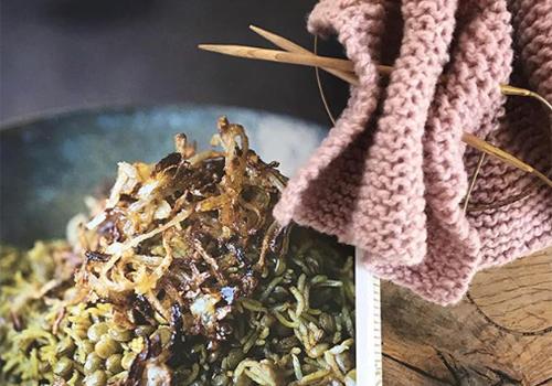 NATURKINDER: Wolle mit Naturfarben färben | Avocado | Pompoms