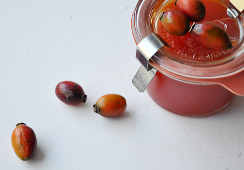 NATURKINDER: Rosehips 3885