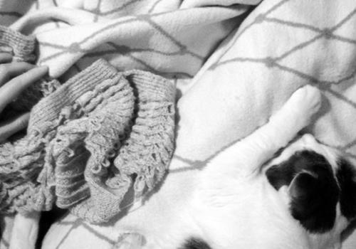 NATURKINDER: Knitting