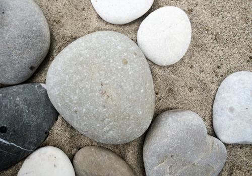 NATURKINDER: Felting (around) Stones