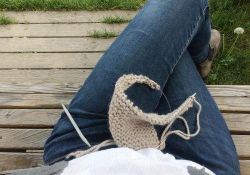 NATURKINDER: Knitting Doll Clothes 5153
