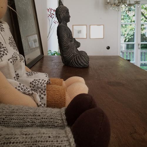 NATURKINDER: Knitting | Doll Tights 9757