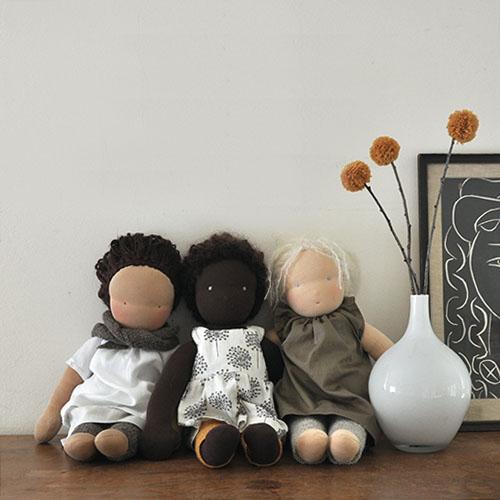 NATURKINDER: Knitting | Doll Tights/Pants 3480