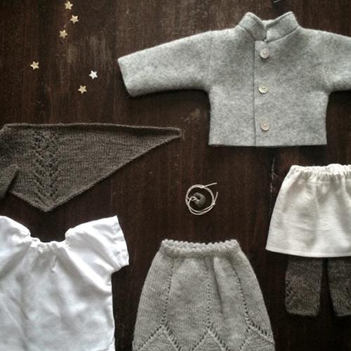 NATURKINDER: DIY Doll Clothes