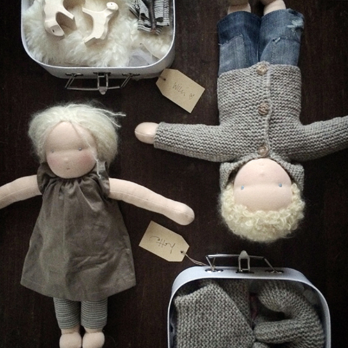 NATURKINDER: Dollmaking and Dollclothes 0193