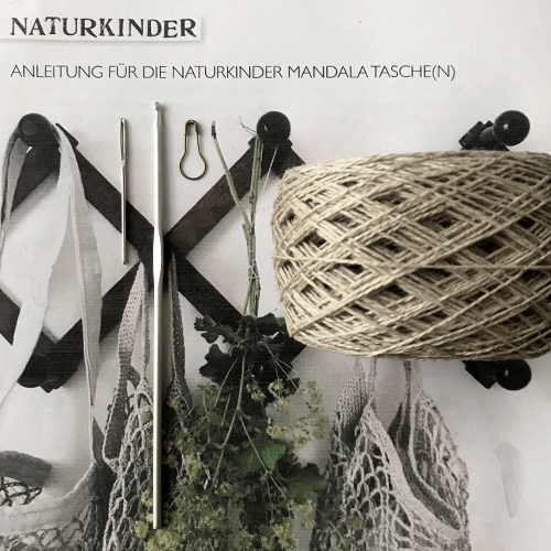 NATURKINDER: MANDALA Net Bag | Project Kit
