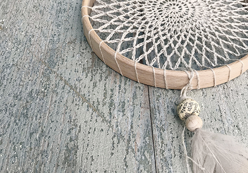NATURKINDER: MANDALA Dreamcatcher