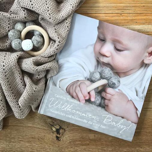 NATURKINDER | Willkommen, Baby! by Caroline Hosmann
