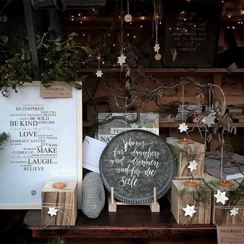 NATURKINDER | aufm Weihnachtsmarkt