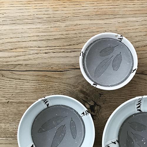NATURKINDER | Ton Schälchen aus selbsttrocknendem Ton selber machen