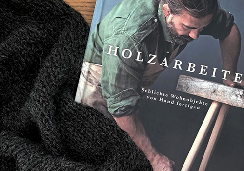 NATURKINDER | wood and wool love | HOLZARBEITEN by Samina Langholz and Andrea Brugg