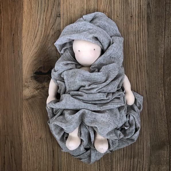 NATURKINDER: Dollmaking | ANOUK | Baby Twink